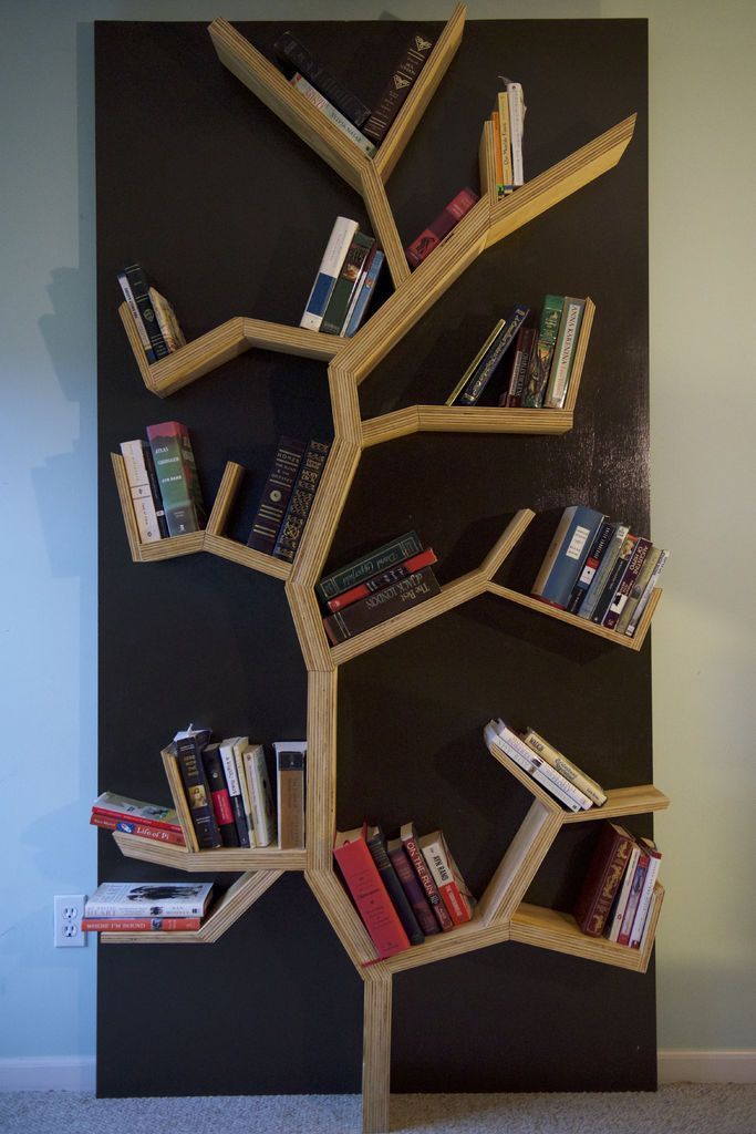 DIY Bookshelf Concept For Every Space, Style And Budget