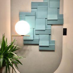 florim 3d wall tiles