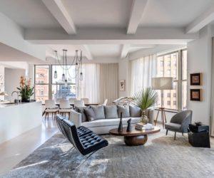 Benjamin Vandiver's Living Room Decor