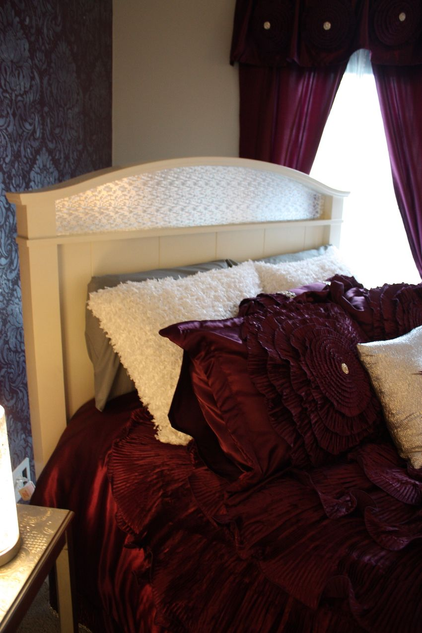 Choose bedding that reflects your lifestyle as well as the decor theme.