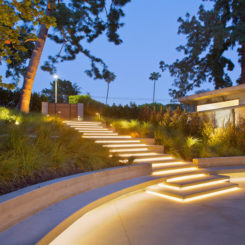 Contemporary Redesign Outdoor Lighting Strip