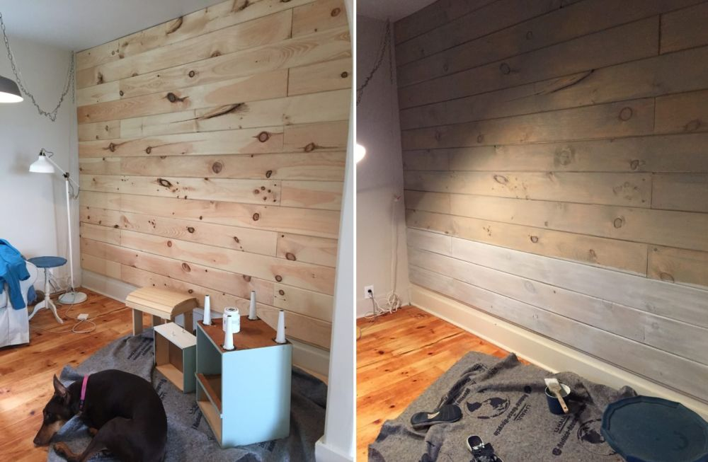 10 Cozy Ways To Decorate With Wood Wall Planks