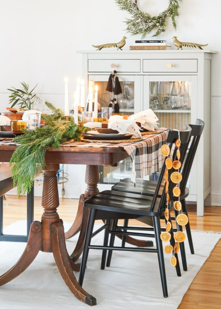 Charming Fall Table Decorations