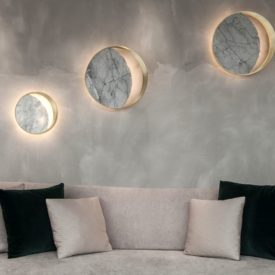 Eclipse wall lamp from Ginger and Jager