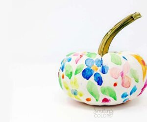 Fun And Easy Pumpkin Painting Designs – No Carving Needed