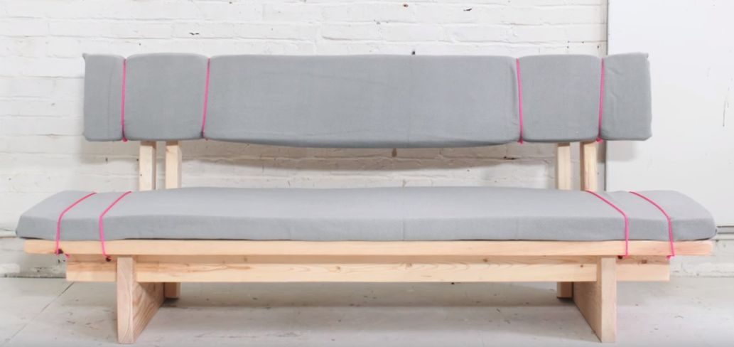 10 easy ways to build a diy couch without breaking the bank rh homedit com how to make sofa cushions how to make sofa cushions