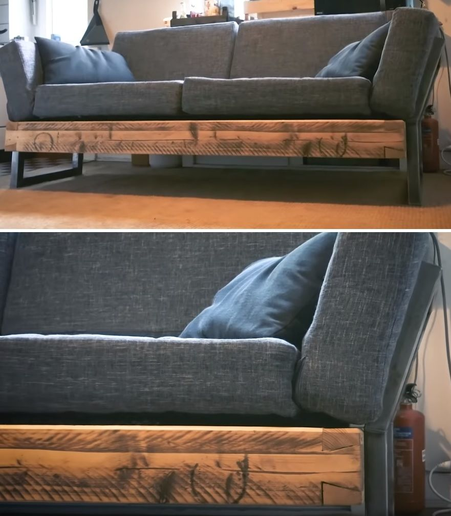 7 Easy Ways To Build A DIY Couch Without Breaking The Bank