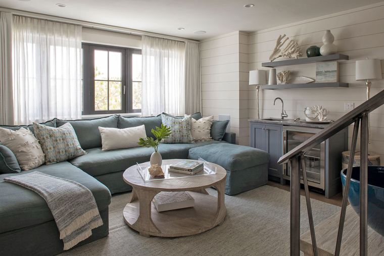 How To Make The Most Of a Shiplap Accent Wall