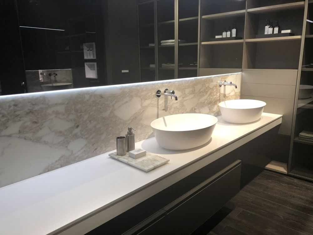 Marble Bathroom From A Modern Perspective