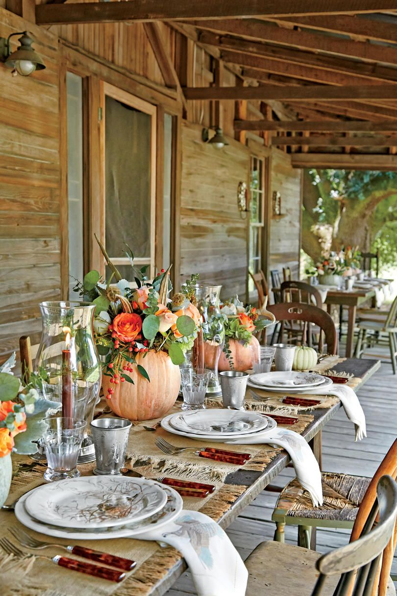 50 ways to make your thanksgiving table decorations stand out - Thanksgiving dinner table decorations ...