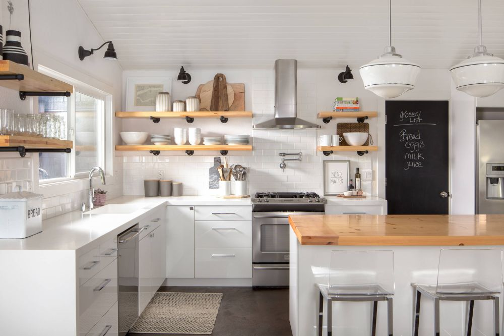 The Benefits Of Open Shelving In The Kitchen: How To Style Your Open Kitchen Shelving