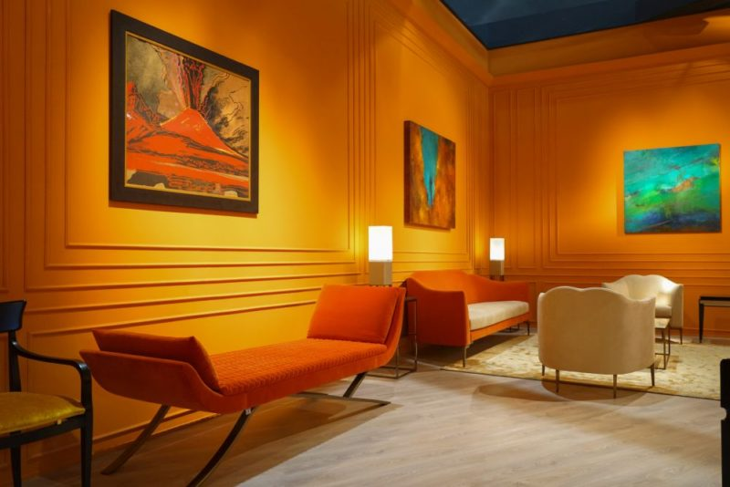 How To Decorate With Orange – Simple, Intuitive Ideas