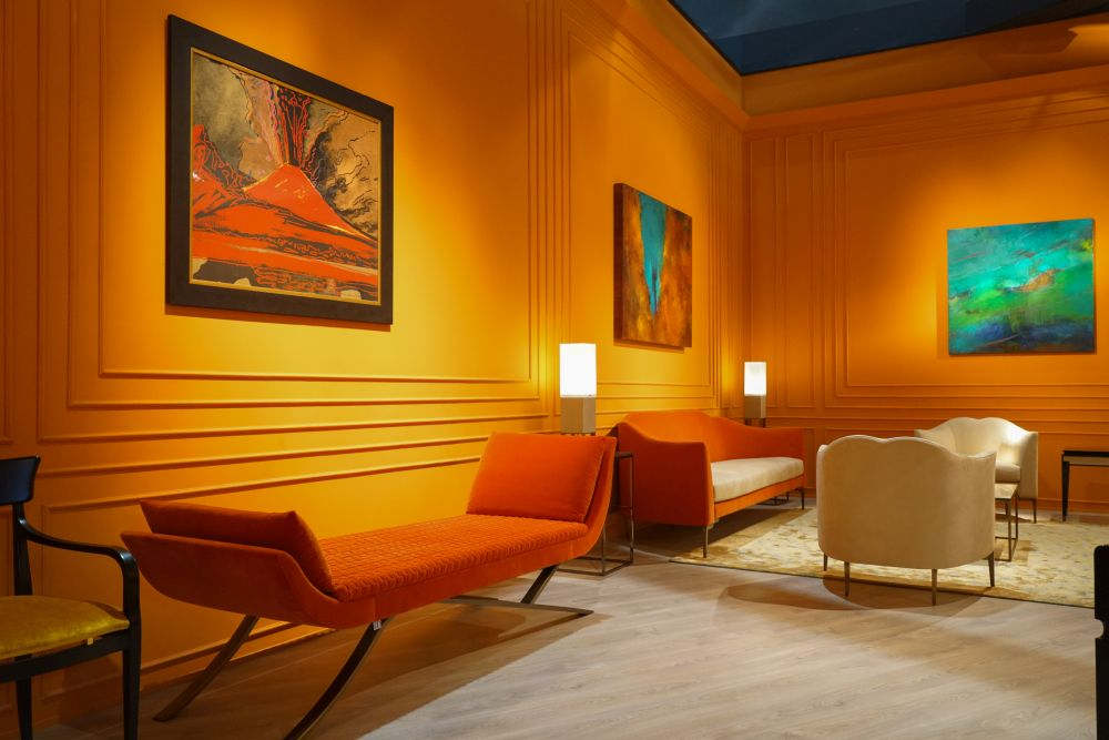 How To Decorate With Orange - Simple, Intuitive Ideas