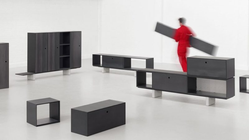 The Most Creative and Modular Furniture Series Money Can Buy Right Now