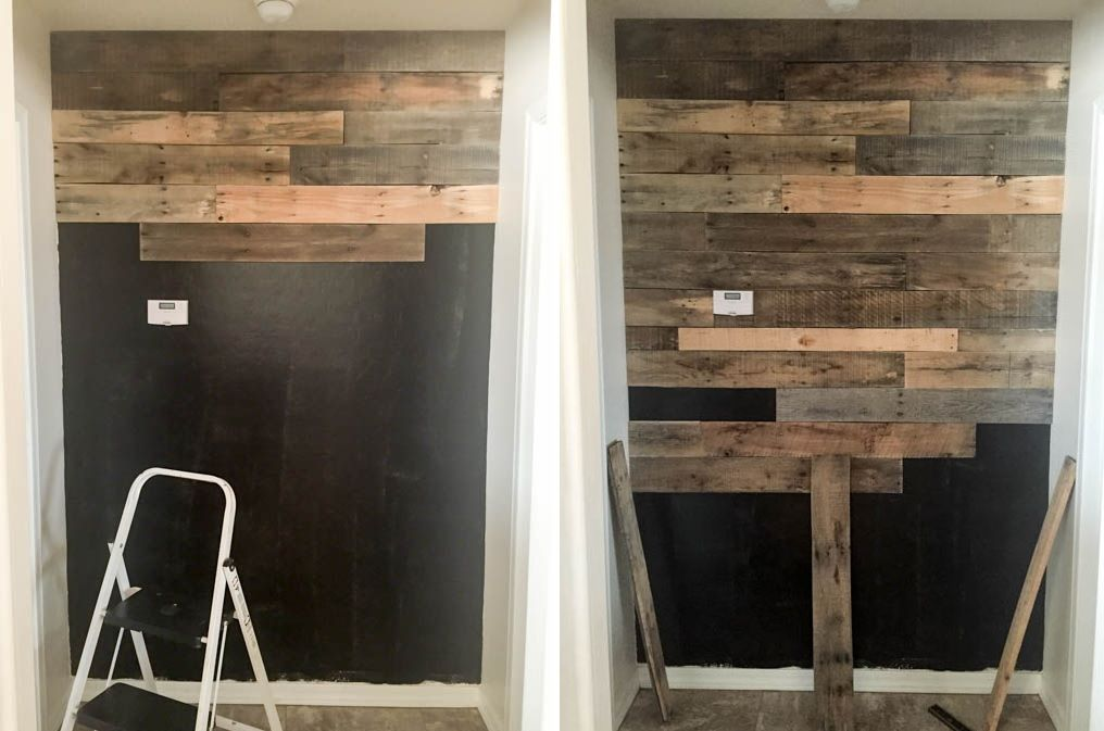 Decorate With Wood Wall Planks