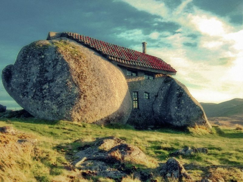 The Most Extreme And Isolated Homes And Structures In The World
