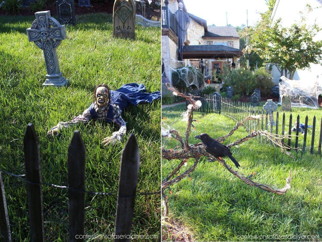Scary Outdoor Halloween Decorations That Will Make Your Neighbors Tremble With Fear,One Bedroom Apartment In Brooklyn Ny