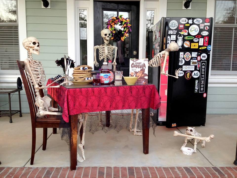 Classic Skeleton Set Ups