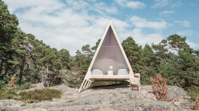The Nolla Cabin Shows Guests How A Zero-Waste Lifestyle Could Be Like