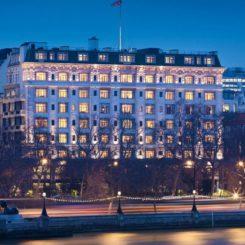The Savoy London Hotel