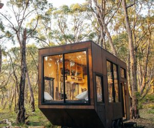 The Tiny Off-Grid Cabin Which Takes Us Completely Offline