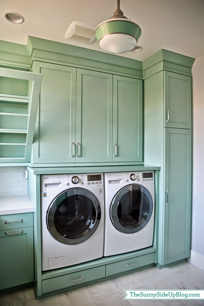 How To Set Up A Stylish And Practical Laundry Room