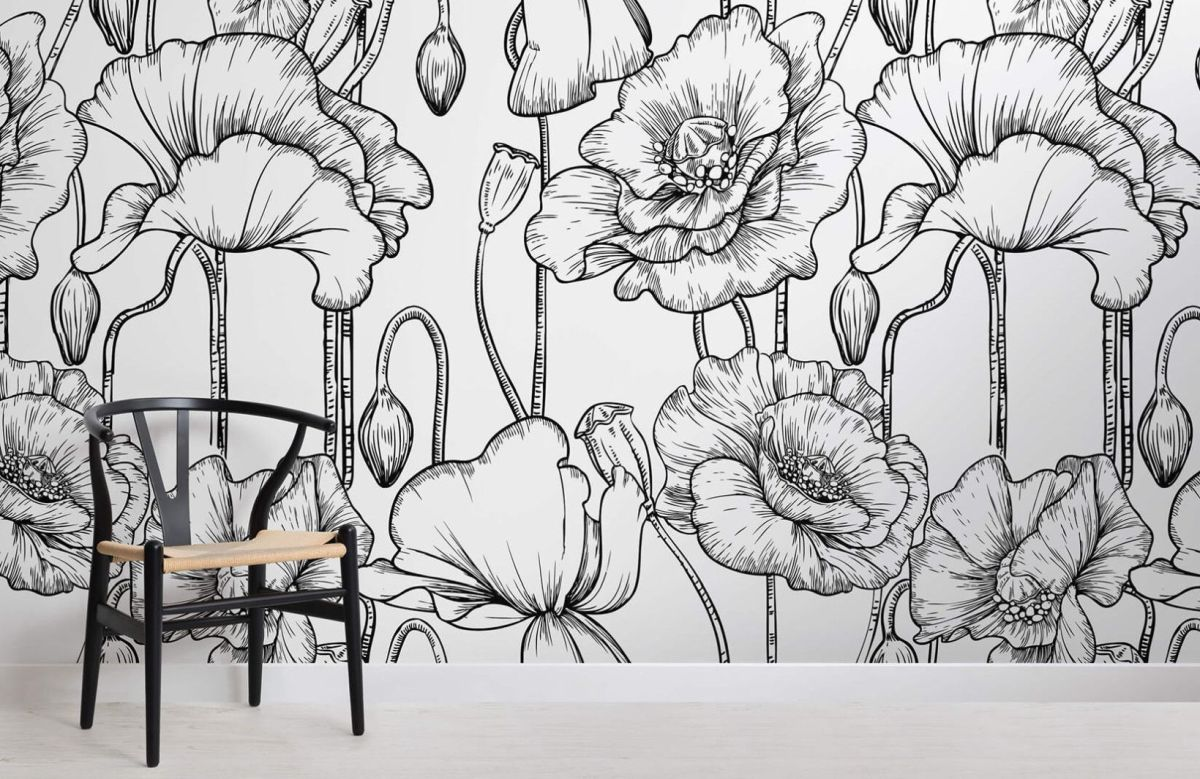 10 Tips For Rocking Black And White Wall Art