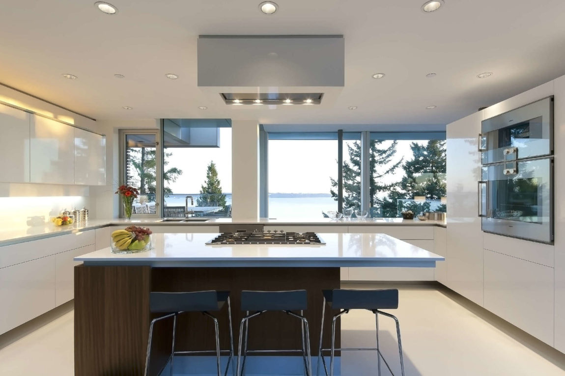 The Pros And Cons Of Having A Kitchen Island With Built-in Stove Or Cooktop