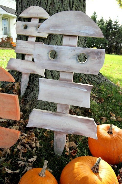 Scrap Wood Ghost