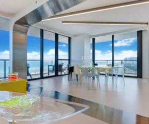 Zaha Hadid's Miami Apartment Tells A Wonderful Design Story