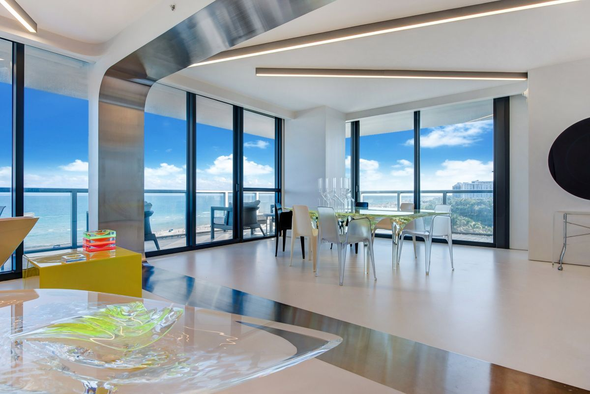 Zaha hadids miami apartment tells a wonderful design story