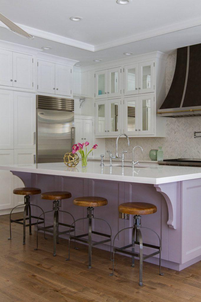 Modern Lavender Decor