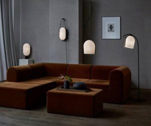 Unique Floor Lighting Fixtures With Outstanding Designs