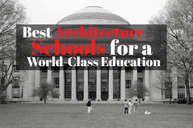 Learn about the top places to study architecture in our round-up of schools.