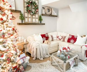 Charming, Family-Friendly Christmas Home Decor Ideas