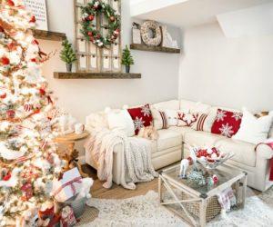 Charming, Family-Friendly Christmas Home Decor Ideas