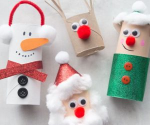 The Most Adorable Christmas Crafts For Kids And Adults Alike