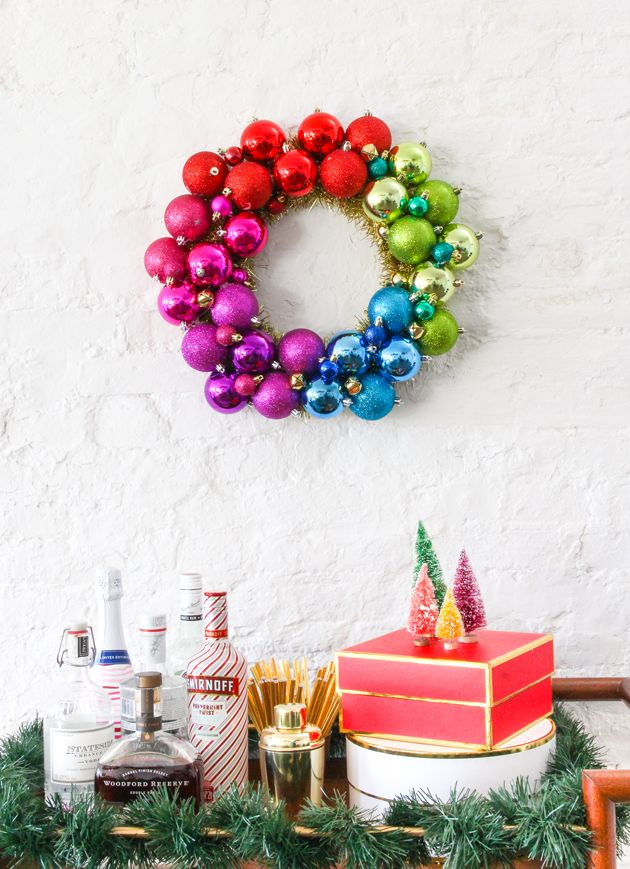 34 Ways To Make A Simple Diy Christmas Wreath Look Extraordinary