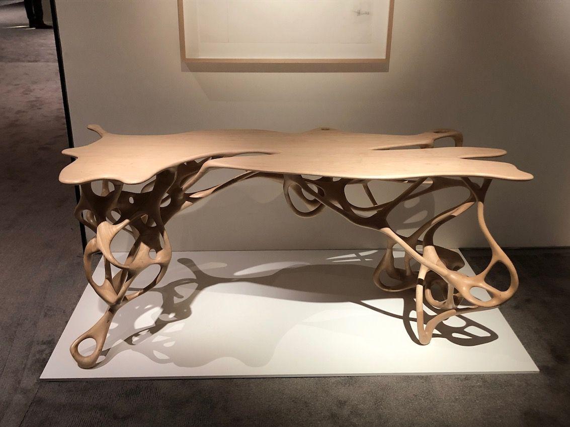 Bengtsson creates his works at Factum Arte in Madrid.