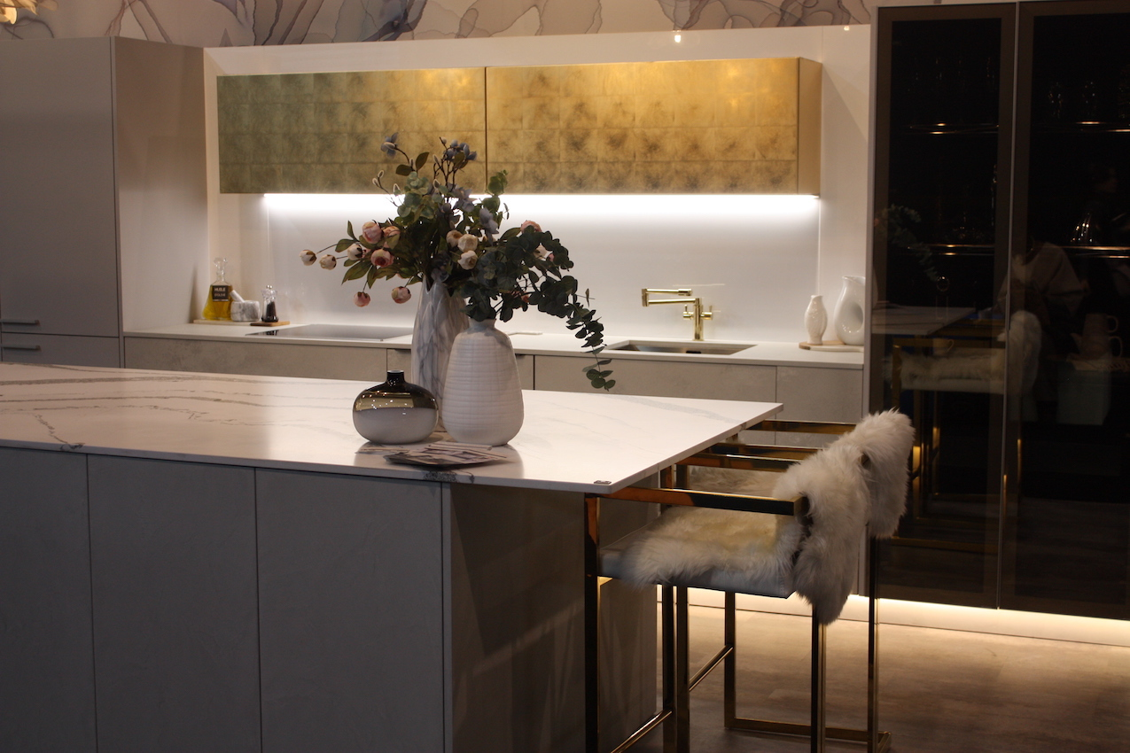 Kitchen technology can help make a family friendly kitchen uber stylish.