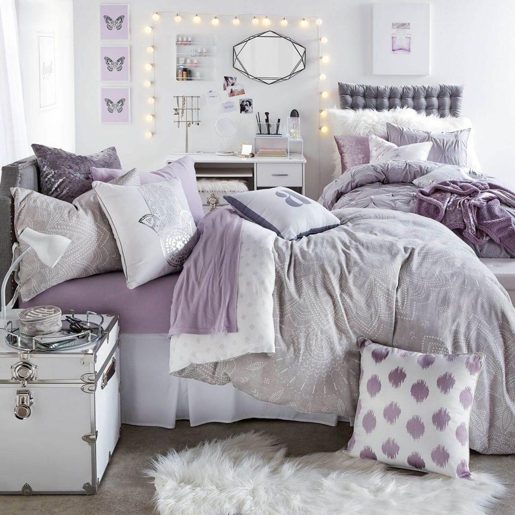 Lavender Loft Room