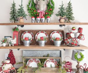 DIY Christmas Decorations With Easy And Friendly Designs