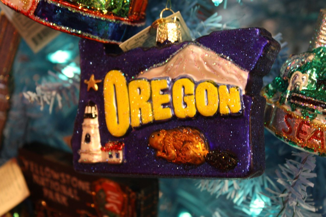 Try commemorating family vacations with special ornaments.