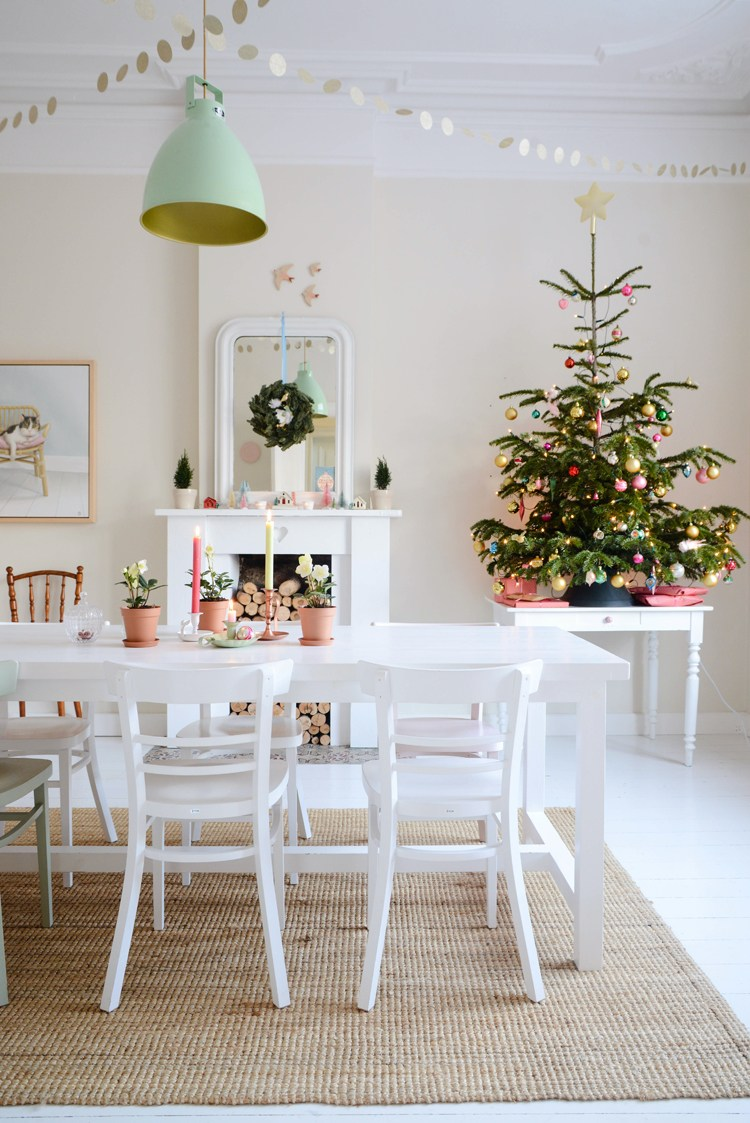 How To Decorate With Mini Christmas Trees Cute And Practical Ideas