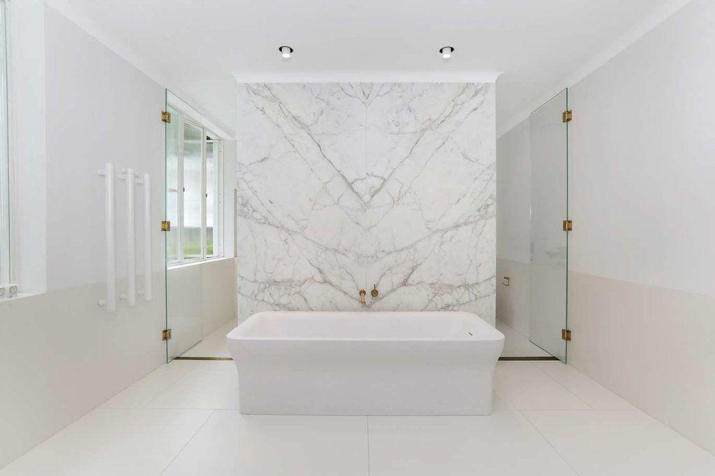 25 White Bathroom Design Ideas That Are