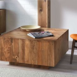 Coffee table inspired by west elm