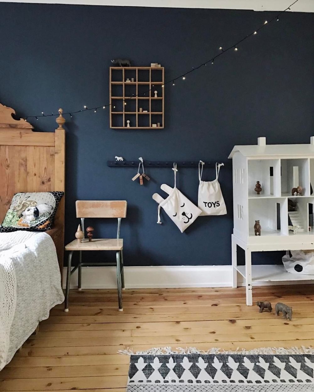 Blue Kids Room: Ideas To Decorate With Blue