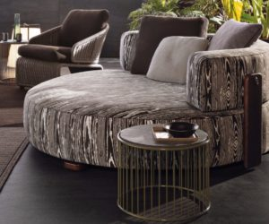 Update Your Cozy Seating Area With Round Furniture And Make a Statement
