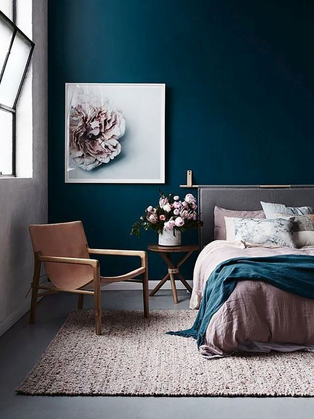 30 Beautiful Blue Rooms Ideas To Decorate With Blue