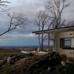 Virgina industrial off grid cabin